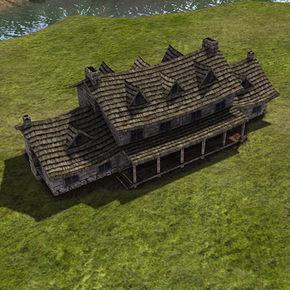 Housing - Banished Wiki